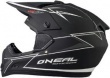 Oneal 909 Helmet Threat Black
